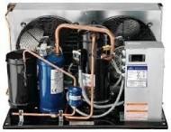 Agregat frig congelare 6000W / -25*C / 400V / R404A Copeland
