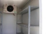 interior camera frigorifica