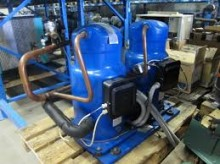 Danfoss Performer scroll compressor 185.000 btuh