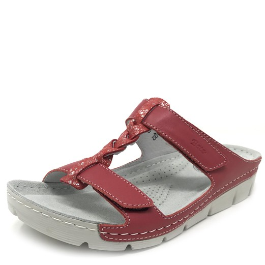 Papuci Batz Bori red