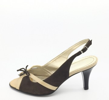 Poze Sandale dama Actual maro