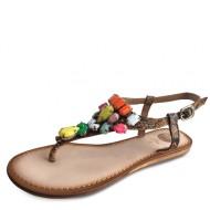 Sandale dama Gioseppo 39188 multicolor