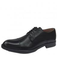 Pantofi barbati din piele Wanted negri