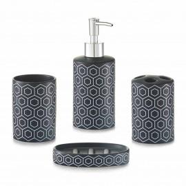 Accesorii de baie 4/set ceramica
