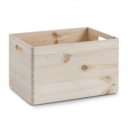 Cutie lemn depozitare 40x30x24 cm