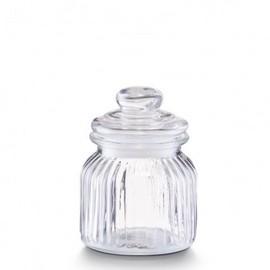 Doza/borcan sticla 600 ml.