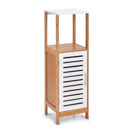 Dulap baie + 2 rafturi bambus/MDF