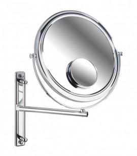 Oglinda cosmetica cu brat rotativ