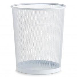 Cos pentru birou plasa alb
