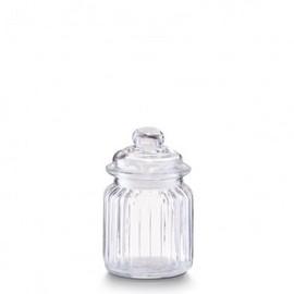 Doza/borcan sticla 250 ml.