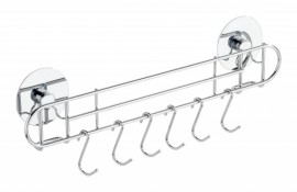 Suport pentru ustensile bucatarie inox Turbo-Loc