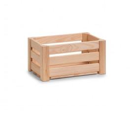 Cutie depozitare,lemn natur pin