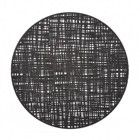 Protectie masa,din PVC,negru