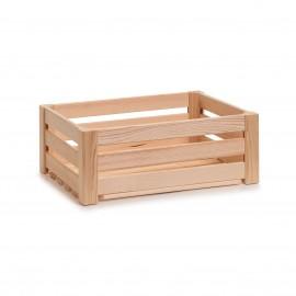 Cutie depozitare ,lemn de pin natur 40 x 30 x 15 cm