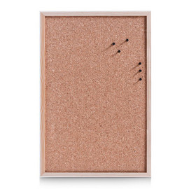 PIN BOARD PLUTA 40x60cm
