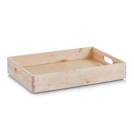 Cutie lemn depozitare 40x30x7cm,ZELLER E