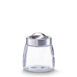 Borcan sticla 900ml + capac inox Ø12,5x14
