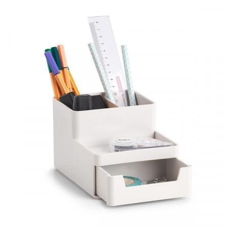 Organizator pentru birou,din plastic,Zeller