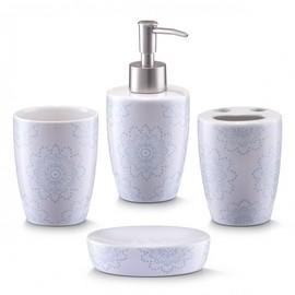 Set accesorii baie ceramica