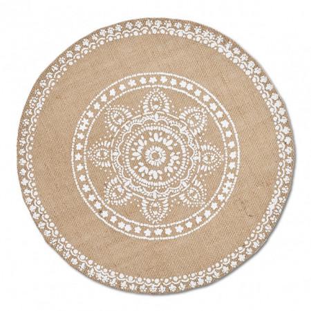 Suport pentru masa,rotund,38 cm diametru,Zeller