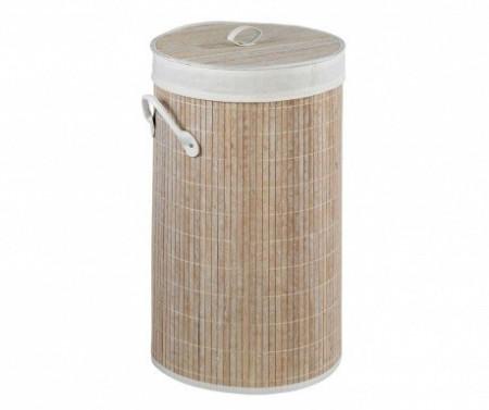Cos pentru rufe din bambus natural,Wenko