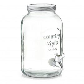 Recipient sticla cu robinet 3500 ml