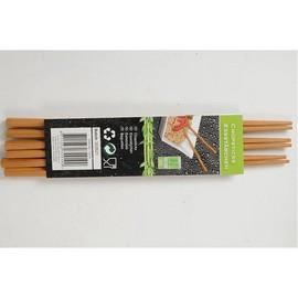 Bete mancare asiatica - bambus - 6 piese
