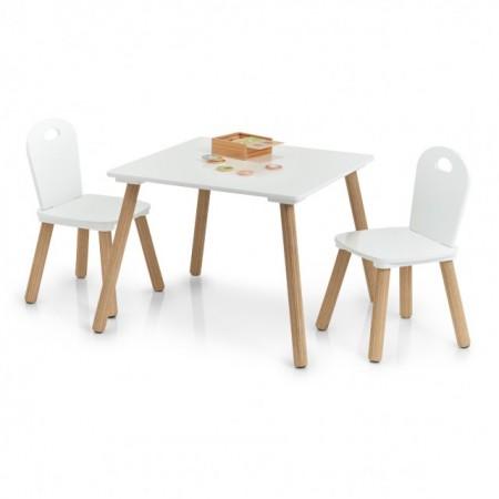 Masa cu 2 scaune pentru copii SCANDI