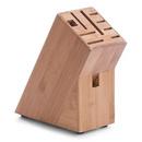 Suport pentru cutite bambus 19x9x21cm