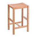 Taburet bambus 35x30x55cm