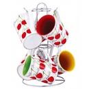 Set 6 cani ceramica Vabene VB-6070067