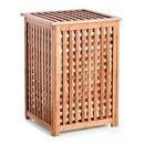 Cos pentru rufe bambus 40x40x58cm