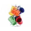 Set 6 cani ceramice Vabene VB-6070045