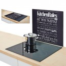 Placa stica-protectie perete-model LOVELY KITCHEN
