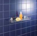 Suport inox pentru baie