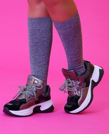 Poze Pantofi Sport LY97 Black