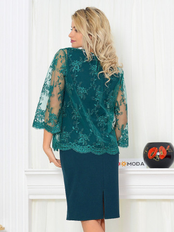 Poze Compleu Dama Saray Green 01