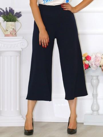 Poze Pantaloni Dama Moly Navy