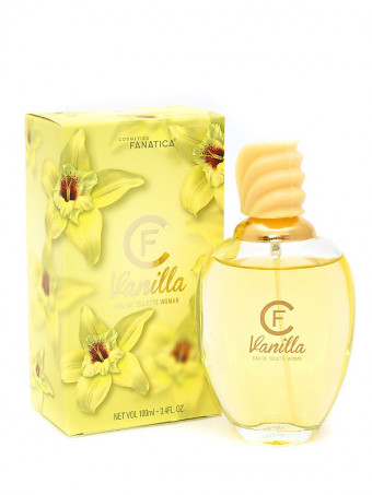 Apa de toaleta Vanilla 19818, 100 ml