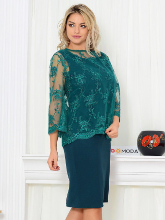 Compleu Dama Saray Green 01