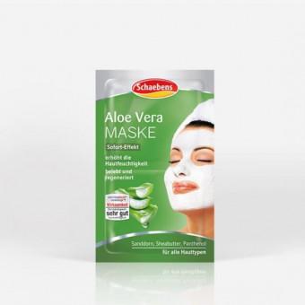 Masca faciala Aloe Vera Schaebens 50011 , 2x5 ml