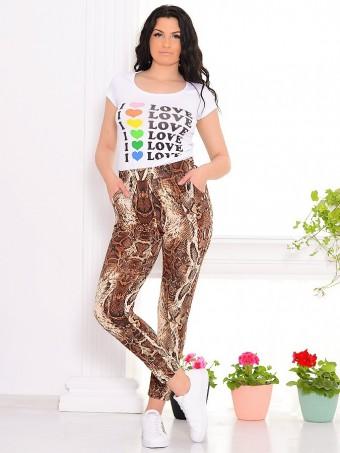 Pantaloni Dama F1782-02