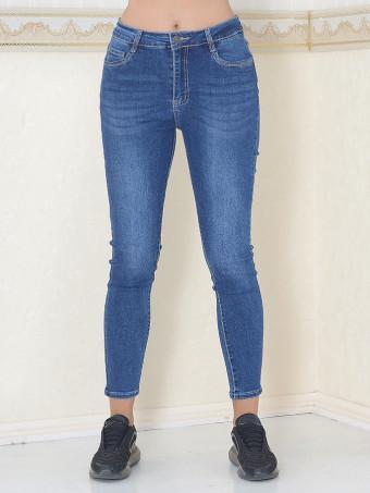 Pantaloni Dama Jeans Masura Mare XL223