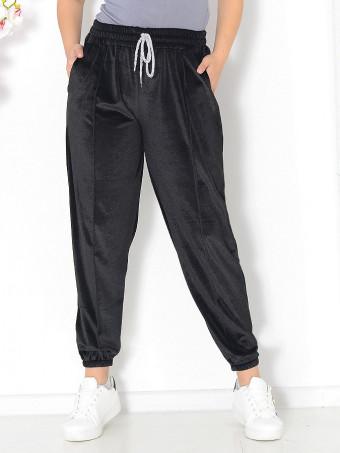 Pantaloni Din Catifea Masura Mare 08
