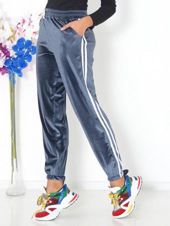 Pantaloni Din Catifea Masura Mare Ivi 02