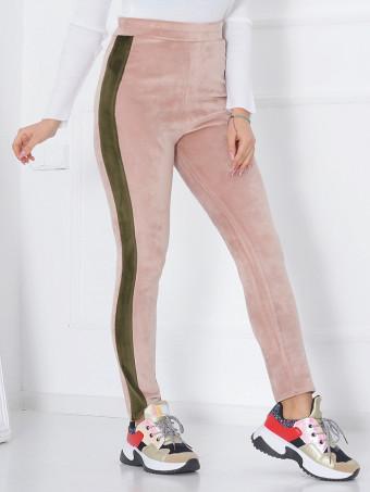 Pantaloni din Catifea Xena 09