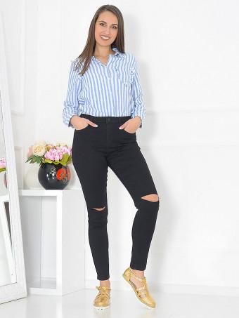Pantaloni Jeans Masura Mare M006