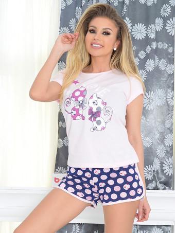 Pijama Dama Baki 408