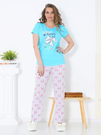 Pijama Dama Baki 5201