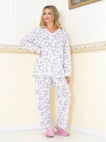 Pijama Dama Masura Mare 603-02